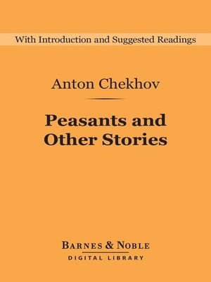 cover image of Peasants and Other Stories