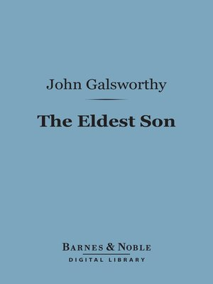 cover image of The Eldest Son