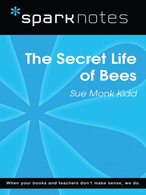 cover image of The Secret Life of Bees: SparkNotes Literature Guide