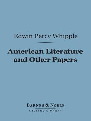 emerson and hawthorne essays Herman melville, nathaniel hawthorne, ralph emerson, whitman, and henry  david thoreau define american romanticism through transcendentalism, nature ,.