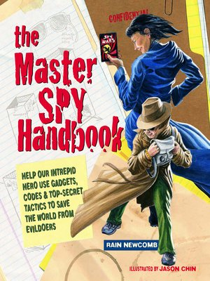 cover image of The Master Spy Handbook