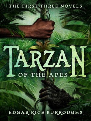 cover image of Tarzan of the Apes (Barnes & Noble Collectible Editions)
