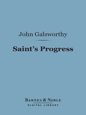 cover image of Saint's Progress