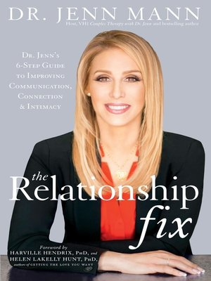 cover image of The Relationship Fix