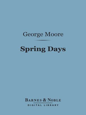 cover image of Spring Days