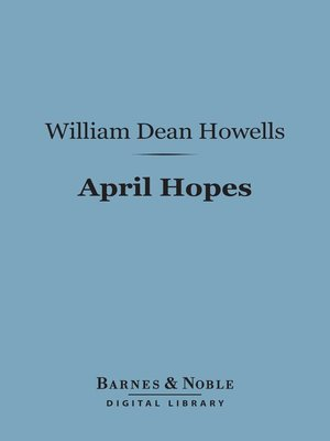 cover image of April Hopes