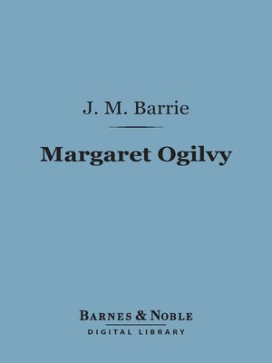 cover image of Margaret Ogilvy