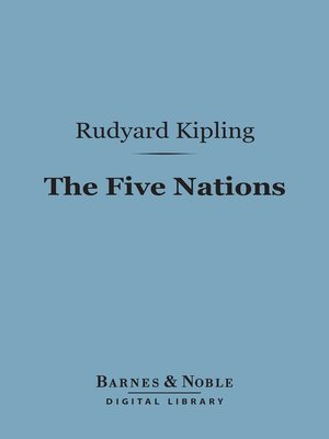 cover image of The Five Nations