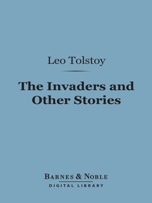 cover image of The Invaders and Other Stories