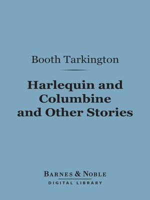 cover image of Harlequin and Columbine and Other Stories