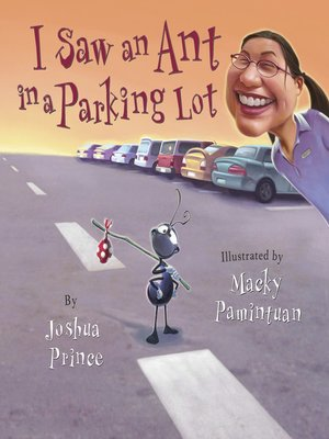 cover image of I Saw an Ant in a Parking Lot