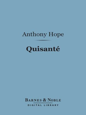cover image of Quisante