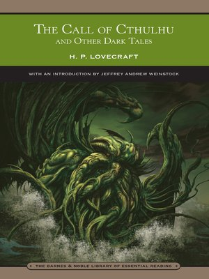 The Other Gods and More Unearthly Tales