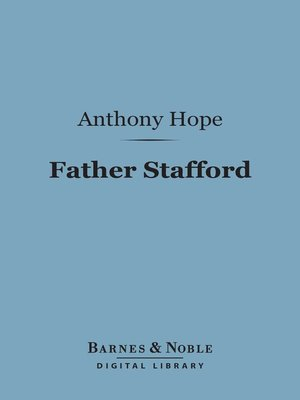 cover image of Father Stafford