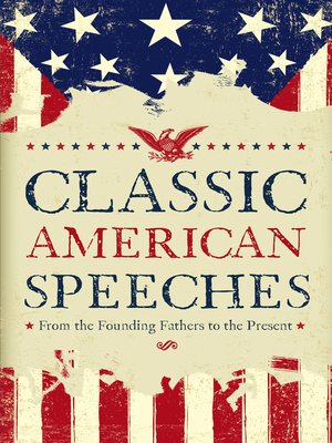 cover image of Classic American Speeches