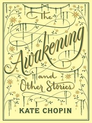 cover image of The Awakening and Other Stories