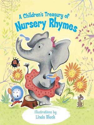 cover image of Children's Treasury of Nursery Rhymes