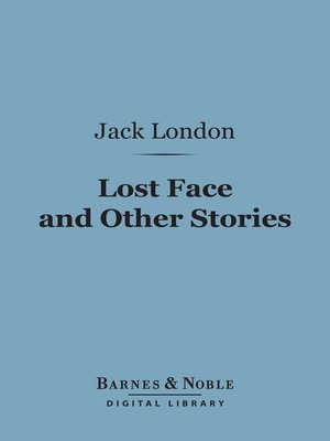 cover image of Lost Face and Other Stories