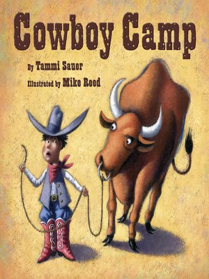cover image of Cowboy Camp