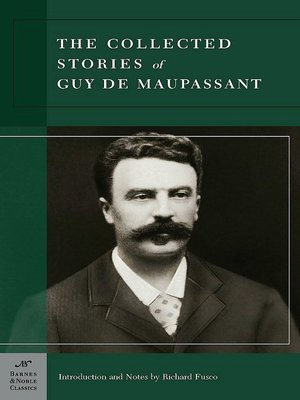 cover image of Collected Stories of Guy de Maupassant