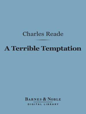 cover image of A Terrible Temptation