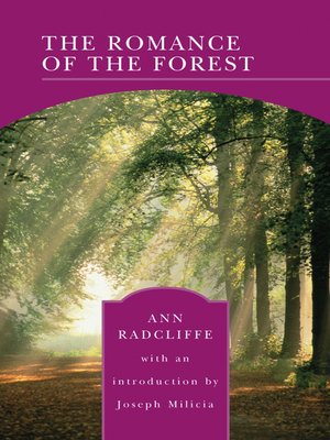 cover image of Romance of the Forest