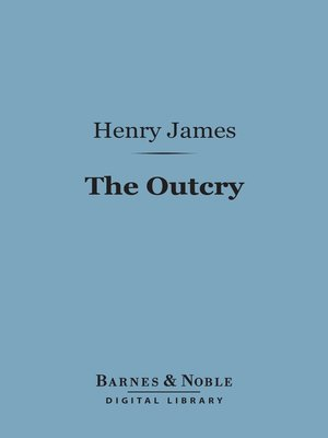 cover image of The Outcry