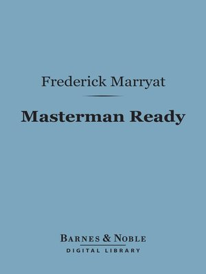 cover image of Masterman Ready