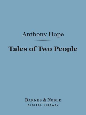 cover image of Tales of Two People