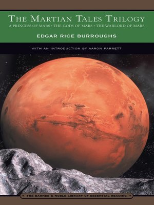 cover image of The Martian Tales Trilogy