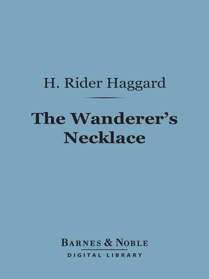 cover image of The Wanderer's Necklace