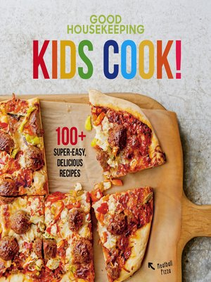 cover image of Good Housekeeping Kids Cook!