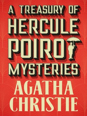cover image of A Treasury of Hercule Poirot Mysteries