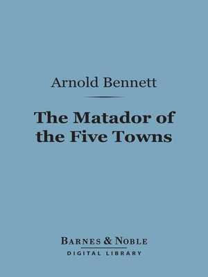 cover image of The Matador of the Five Towns