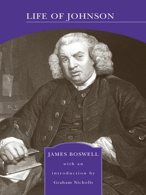 cover image of The Life of Johnson