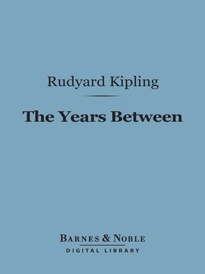 cover image of The Years Between