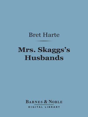 cover image of Mrs. Skaggs's Husbands
