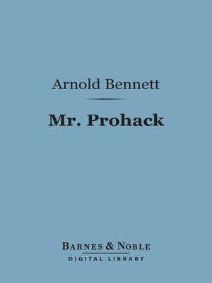 cover image of Mr. Prohack