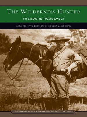 cover image of The Wilderness Hunter