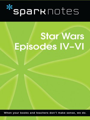 cover image of Star Wars Episodes IV-VI