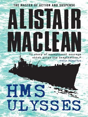 cover image of H. M. S. Ulysses