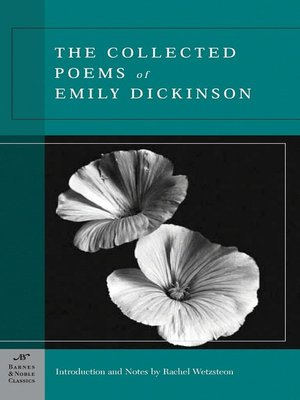 cover image of The Collected Poems of Emily Dickinson