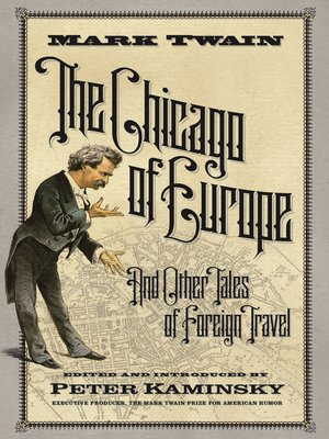cover image of The Chicago of Europe