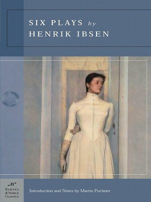 cover image of Six Plays by Henrik Ibsen