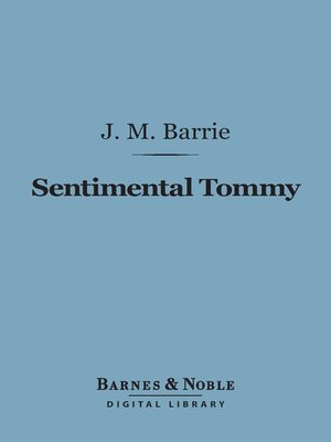 cover image of Sentimental Tommy
