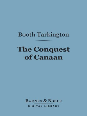 cover image of The Conquest of Canaan