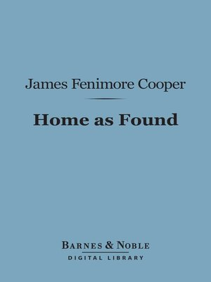 cover image of Home as Found