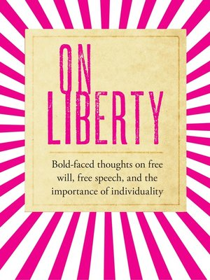 an analysis of on liberty by john s mill Dive deep into john stuart mill's on liberty with extended analysis, commentary,  and discussion.