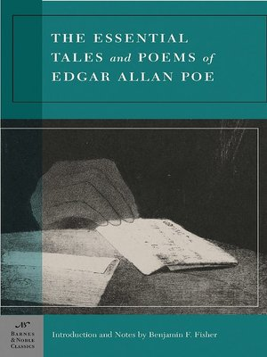 cover image of Essential Tales and Poems of Edgar Allan Poe