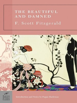 cover image of The Beautiful and Damned
